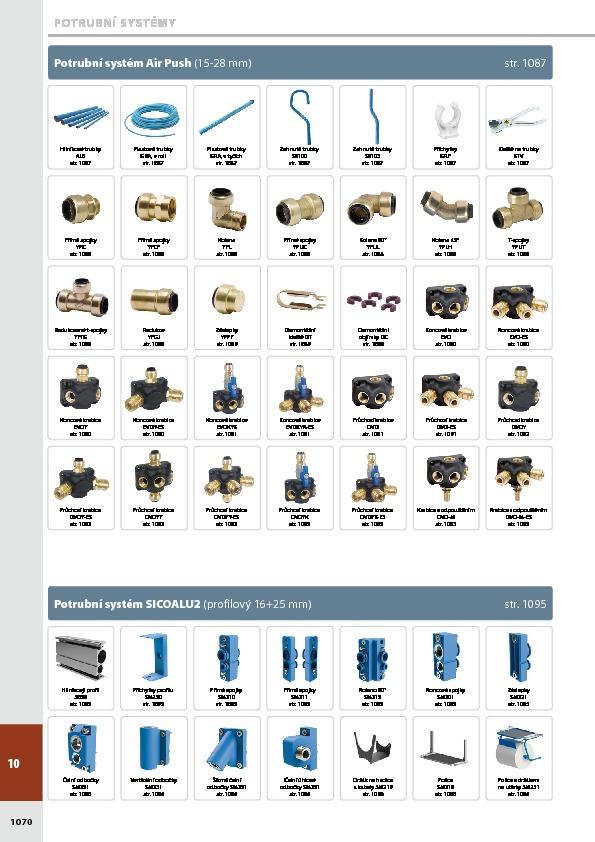 Potrubné systémy
