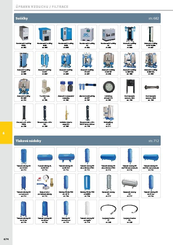 Úprava vzduchu a filtrácia